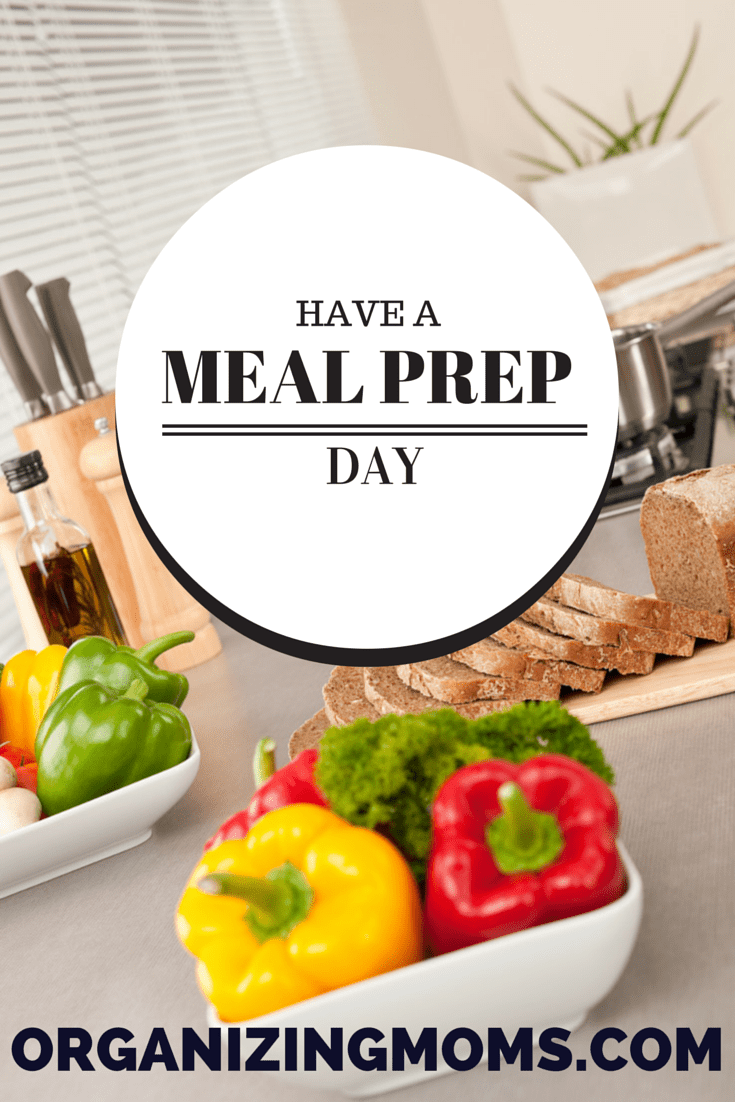Meal Prep Day