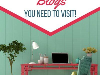 10 Favorite Organizing Blogs You Need To Visit