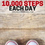 How to Get to 10,000 Steps a Day