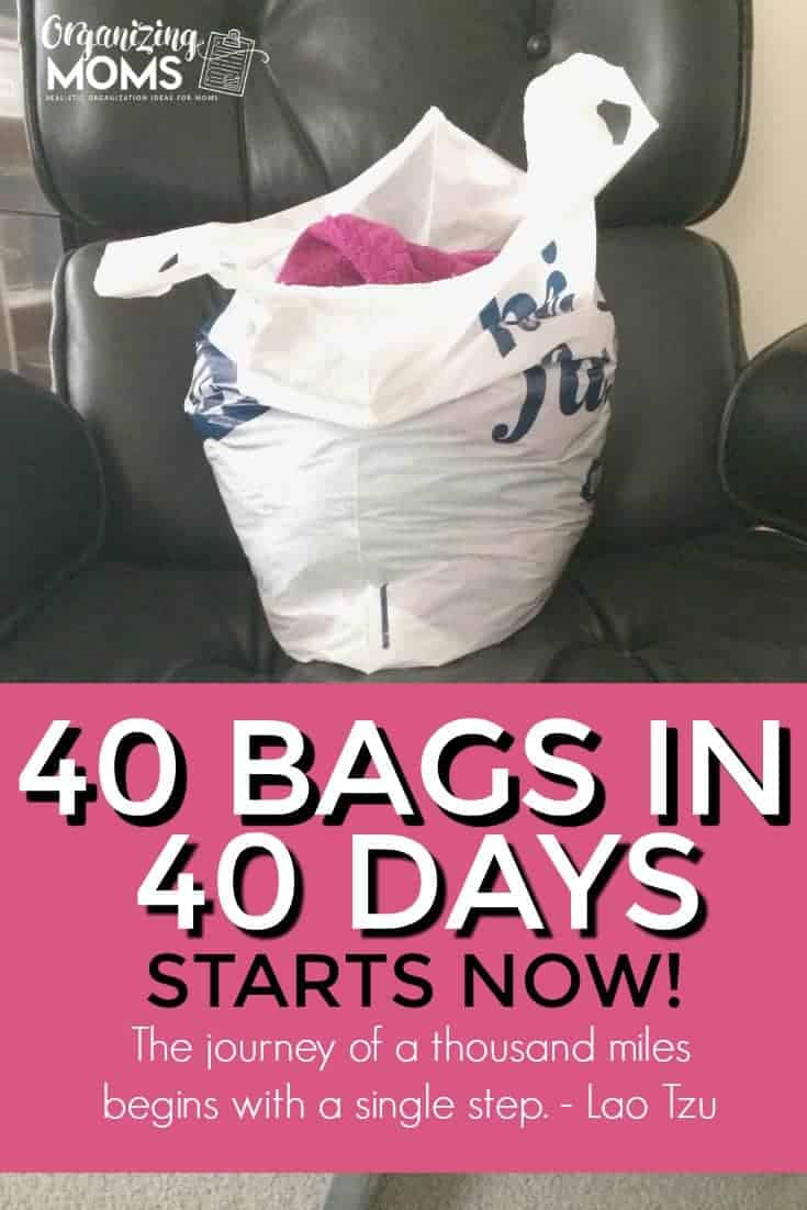Our Decluttering Journey Starts Today!