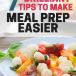 Make meal prep easy with these tips and hacks. Save hours this week, and feed your family food they will love (and eat!). by Organizing Moms.