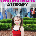 Activities for Kids to Do While Waiting In Line at Disney