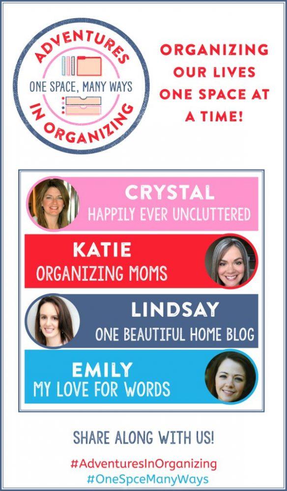 Adventures in Organizing
