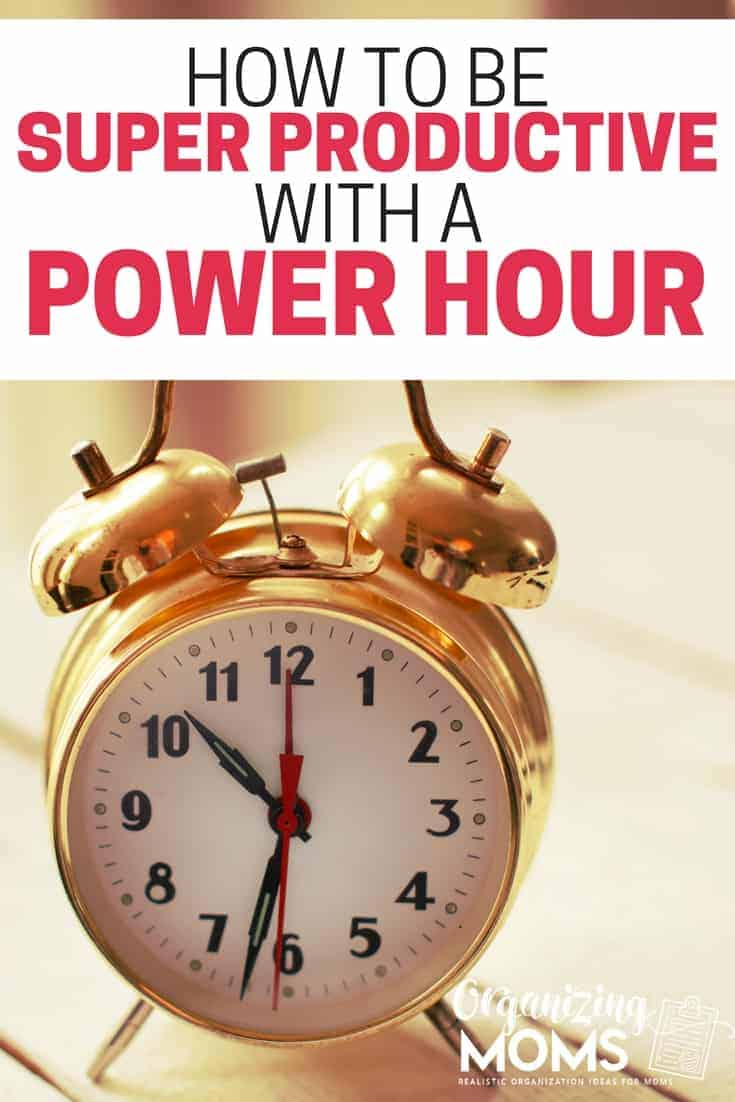 Focus on Your Big Goals With A Power Hour