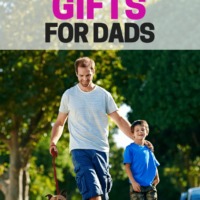 Clutter Free Gifts for Dads