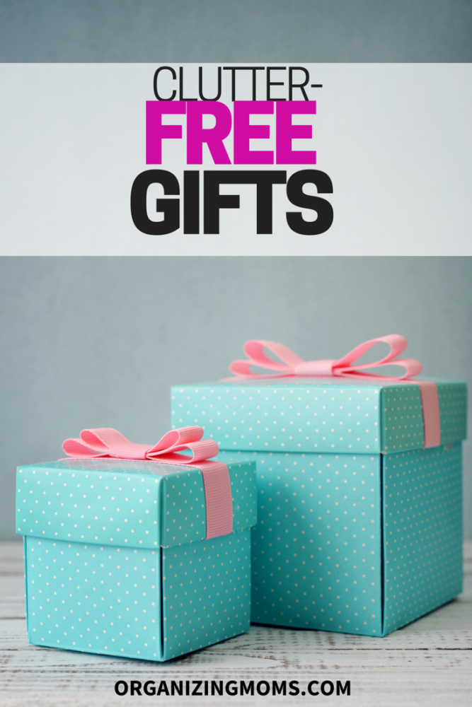 Free Gift Ideas For Christmas Part - 43: Clutter Free Gift Ideas For All Occasions