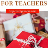 Useful Creative Christmas Gifts for Teachers