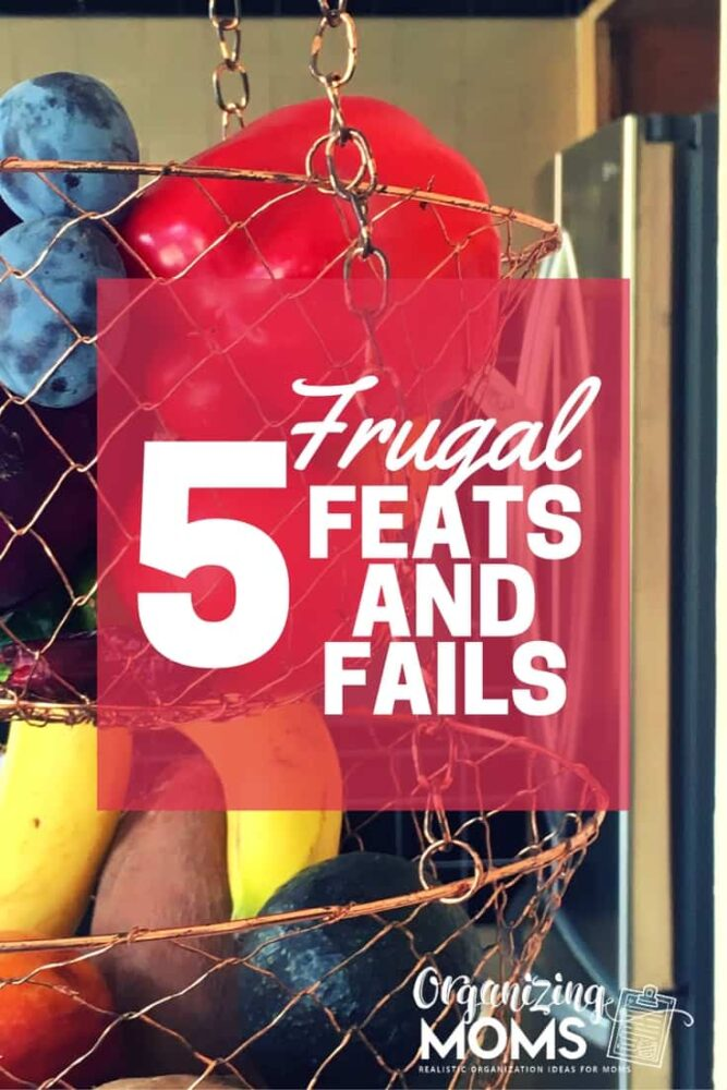 Treat Yo Self is not good for the budget. Check out these 5 frugal feats and fails.