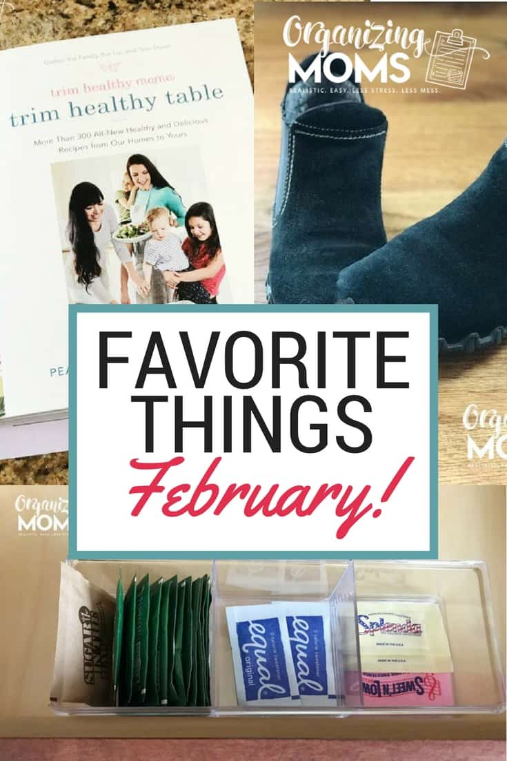Favorite Things for February! These things are making February a little more bearable. Trusted recommendations.