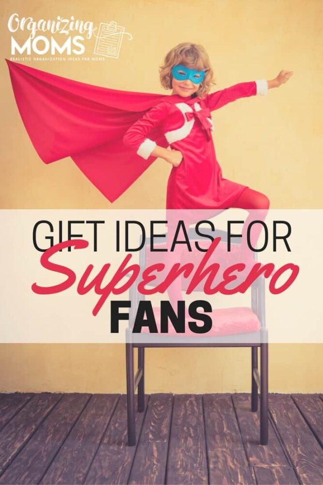 Cute gift ideas for your little superhero. Lots of unique gifts that kids will adore.