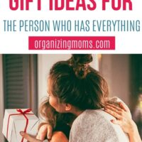 Gifts Ideas for the Person Who Has Everything