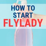 How to start cleaning and decluttering your home using the Flylady system. Tips and tricks for making the most of this effective home management program.