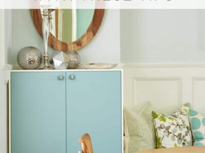 Unique ideas and clever techniques to help you get organized and simplify your home.