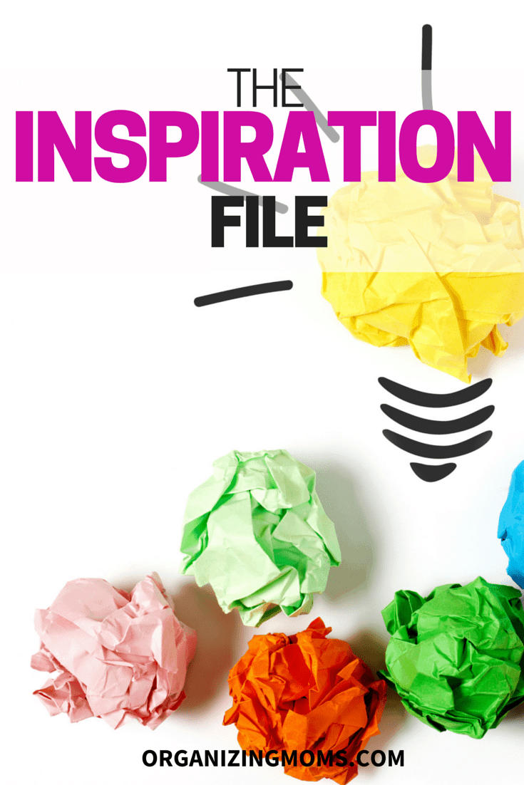 Inspiration for Moms. Something for everyone. Organizing tips, funny clips, summer activity ideas and more.