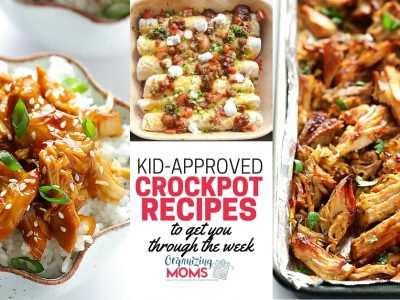 Do your kids turn their noses up at most crockpot meals? Here's a growing list of kid-approved crockpot recipes that your family will love. Make meal prep a snap by using your crockpot!