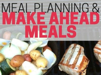 "Want to plan meals ahead of time? This is your resource for realistic meal planning ideas and solution. Solve the quandary of ""What's for Dinner?"""