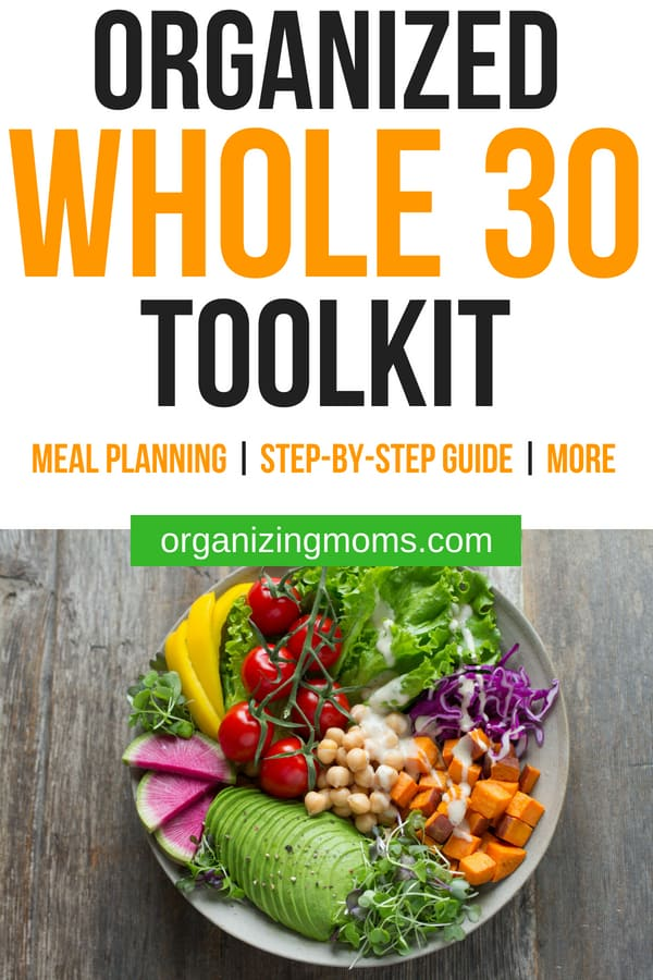 Get organized for your Whole 30 with meal plan ideas, recipes, tips and tricks. Always know what you're going to eat so you can be successful on your next Whole 30. Plan out meal prep sessions, and make sure you're eating foods that are on plan for the Whole30. Whether you want to be healthy, lose weight, or figure out what food intolerances you might have, doing a Whole 30 can help you meet your goals.