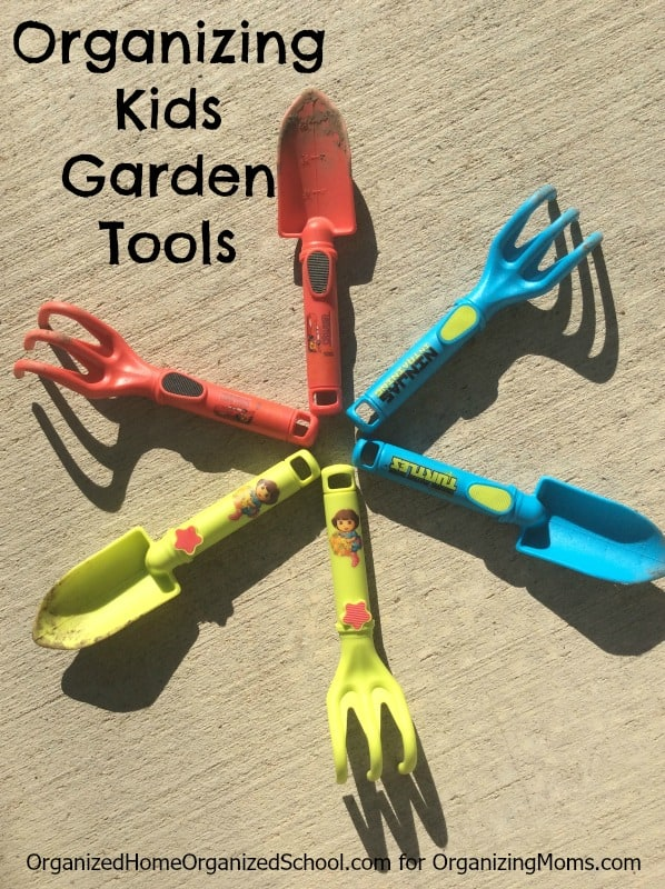 Garden Tools for Kids