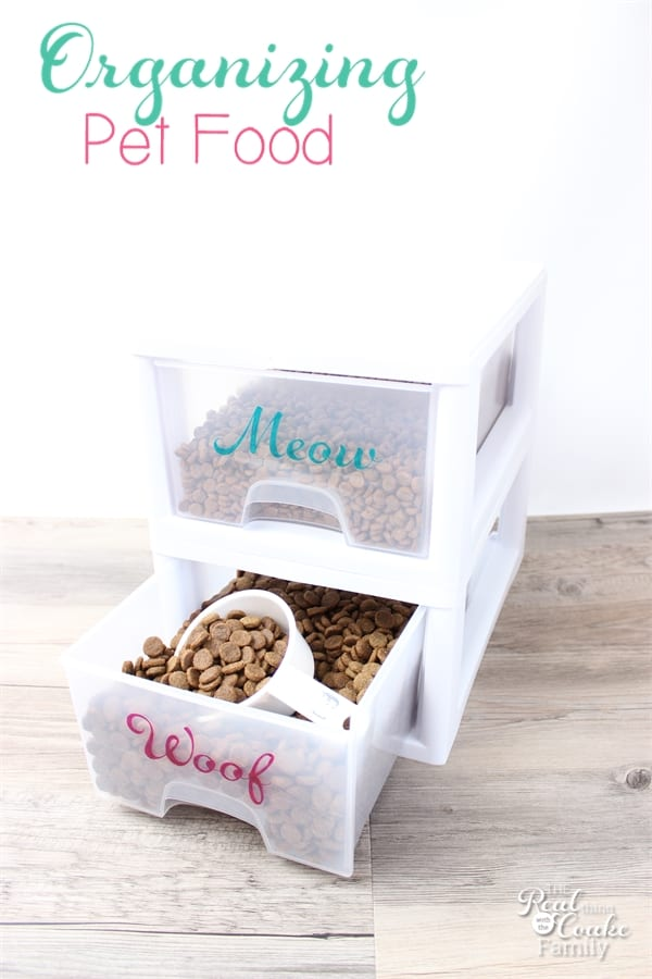 pet food organization from the coake family