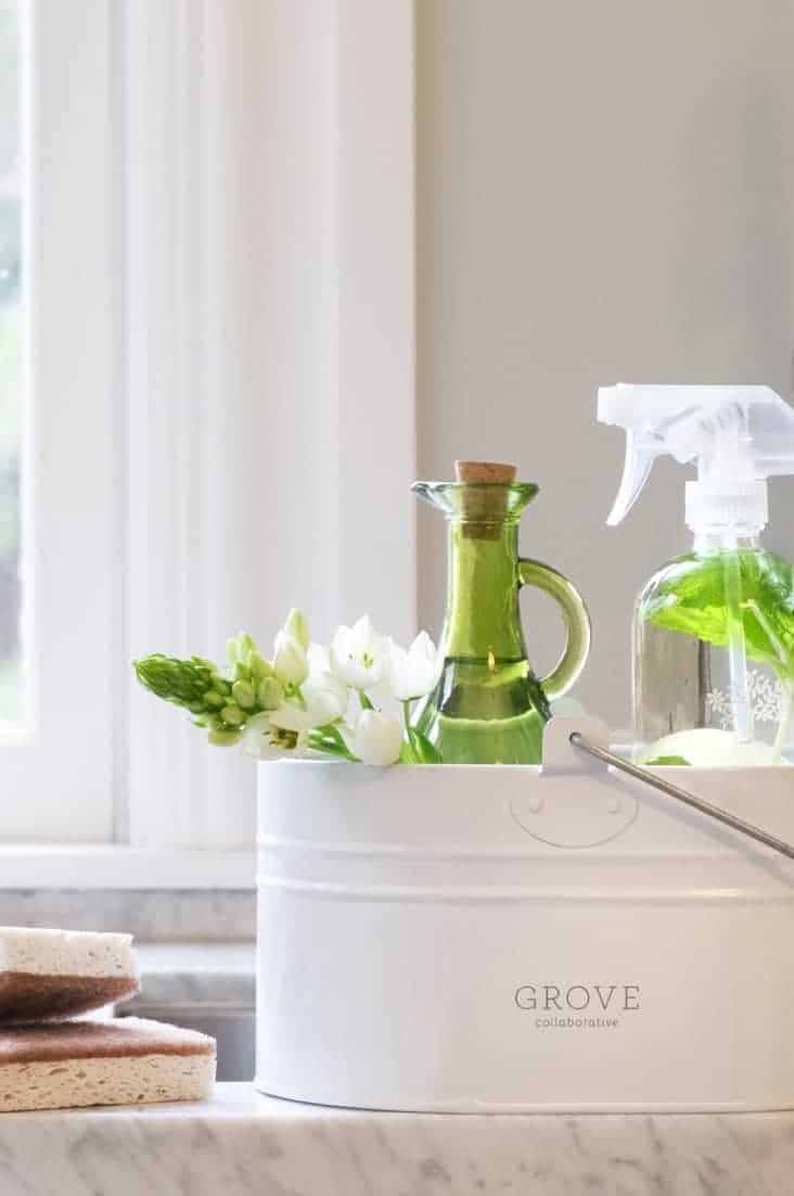 Simplify It: Cleaning Supplies