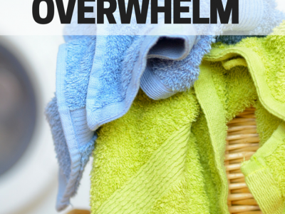 Simple Tips that will help you get that laundry done!