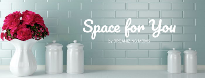 Space for YOU: A 40 Bags in 40 Days Decluttering Challenge by Organizing Moms