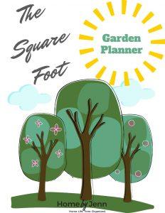 yearly garden planner