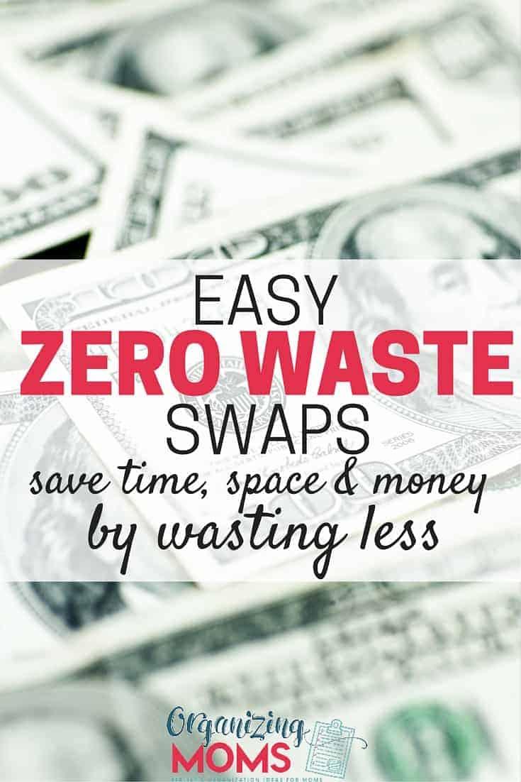 Easy Zero Waste Swaps