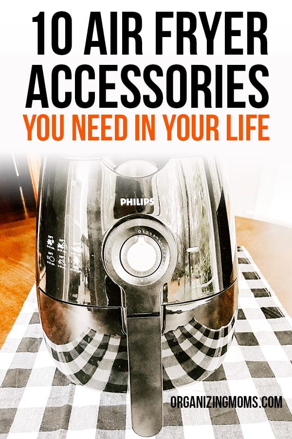 air fryer accessories you need in your life