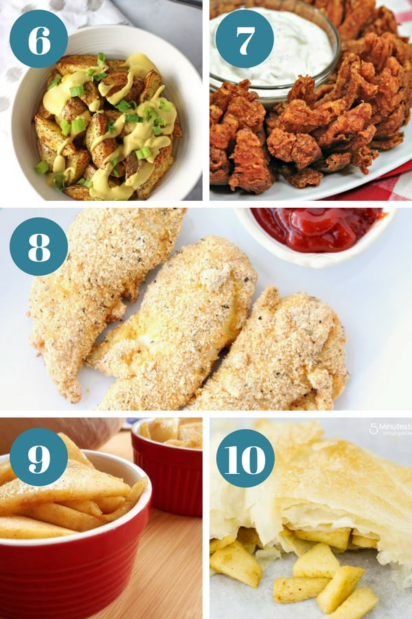 Tasty Air Fryer Recipes To Try Out