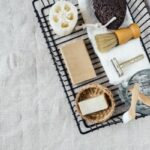 bathroom organizer baskets