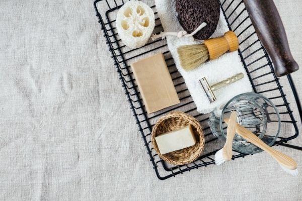 bathroom organizer baskets