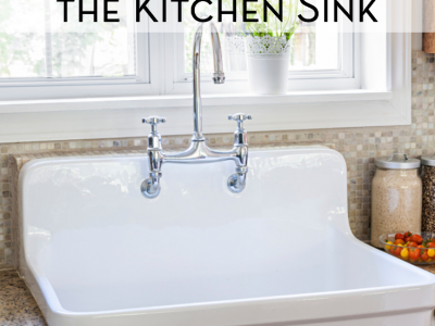 Kitchen Sink Deep Deep clean your kitchen sink organizing moms deep clean your kitchen sink workwithnaturefo