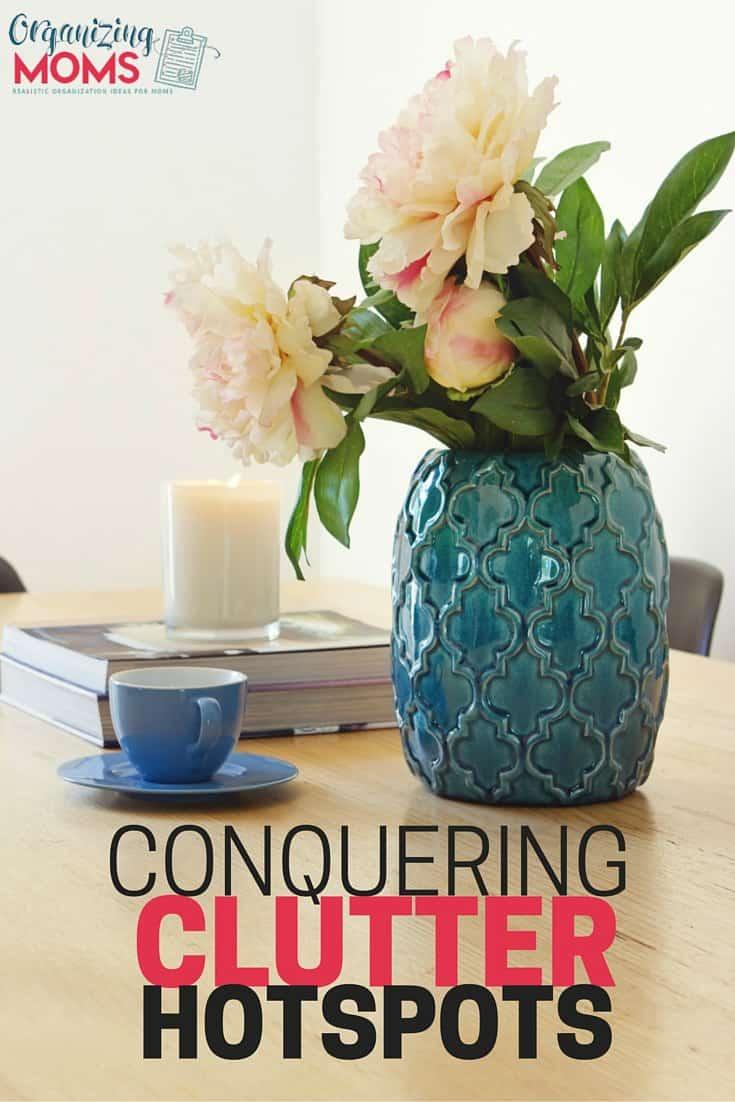 Conquering Clutter Hotspots