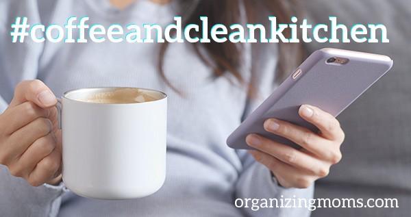 coffeeandcleankitchen hashtag