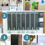 10 Amazing Command Center Ideas That Will Get Your Family Organized