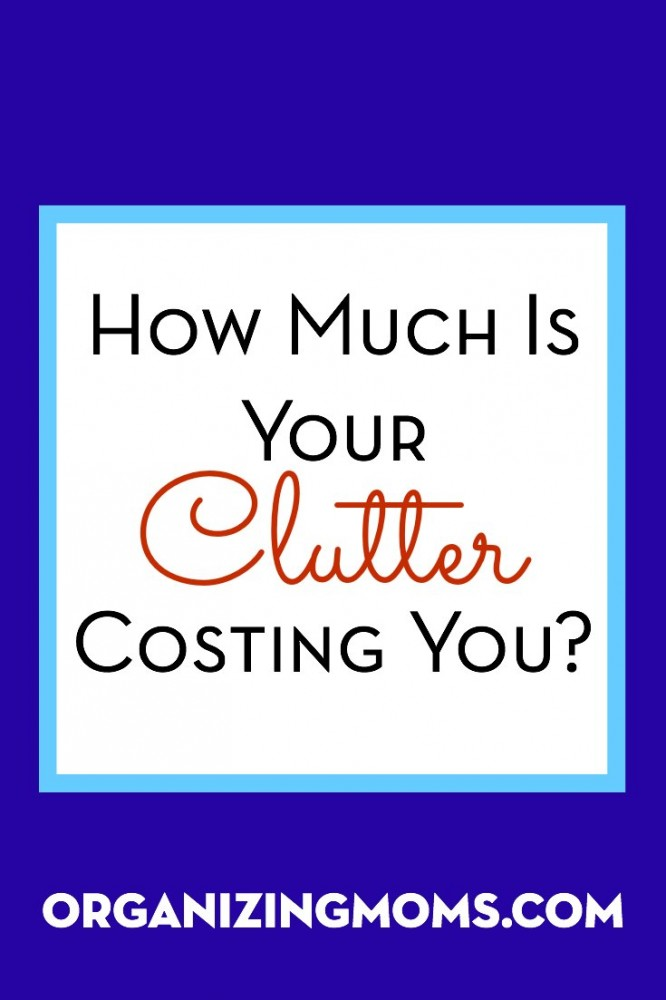 Is your clutter costing you?