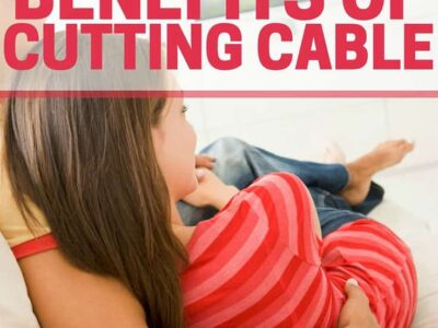 Cutting cable can save a ton of money, but there are some other hidden benefits too. Check out these surprising benefits of cutting cable.