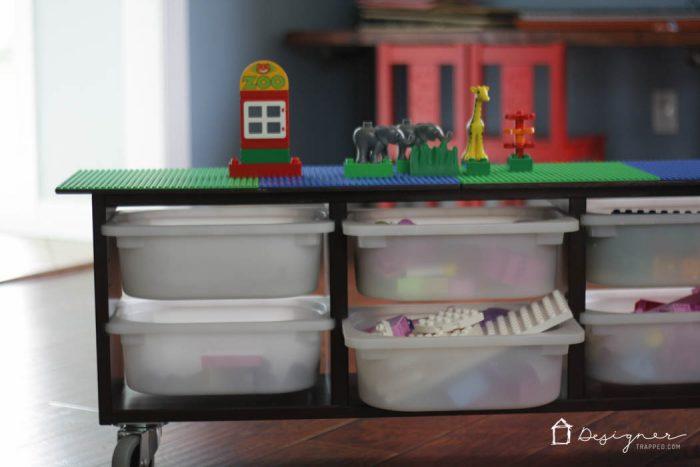 Lego Organization Ideas Organizing Moms