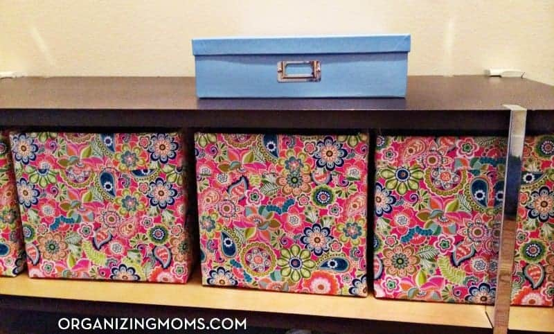 Ordinary Diy Storage Container Ideas Part - 7: Ridiculously Easy DIY Storage Bins. DIY Organization Idea For Hard-to-fit  Spaces