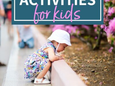 easy and fun summer activities for kids