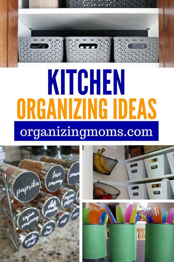 Modest Kitchen Organizing Ideas Decorating Ideas