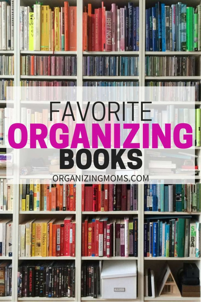 Looking for organizing inspiration? These books can guide you towards better organization, time management, and successful decluttering.