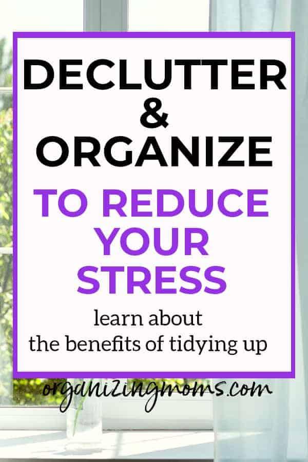 feel less stress