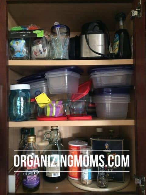 How to Organize Food Storage Containers