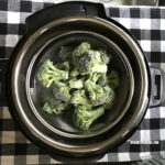 frozen broccoli in instant pot