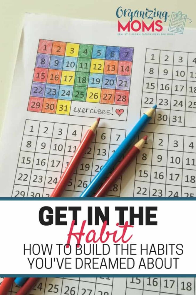 Build the habits of your dreams with these easy, focused steps. Includes a free habit tracker!