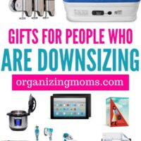 Useful Gifts for People Who Are Downsizing - Practical Gift Ideas