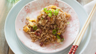 Ham Fried Rice Recipe - The Little Kitchen
