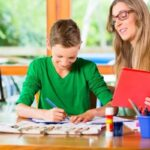 help your homeschooler get organized